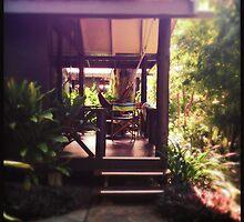 Deck by Niki Smallwood