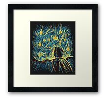 Angels, They're Falling (Supernatural) Framed Print