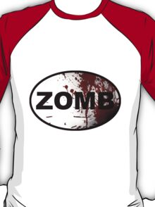 OutRunning Zombies T-Shirt