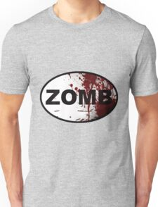 OutRunning Zombies Unisex T-Shirt