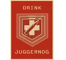 Drink Juggernog by Yourfriendlycat