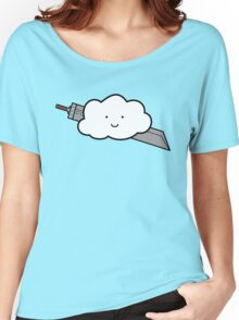 Cloud Fantasy Women's Relaxed Fit T-Shirt