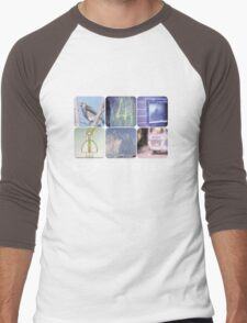 Boards of Canada Men's Baseball ¾ T-Shirt