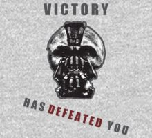 Bane - Victory has defeated you! Kids Clothes