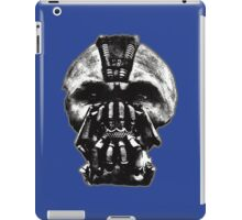Bane - Victory has defeated you! iPad Case/Skin