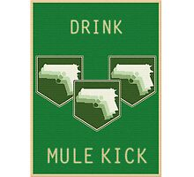 Drink Mule Kick by Yourfriendlycat