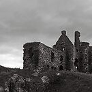 Dunskey Castle by Tim Haynes