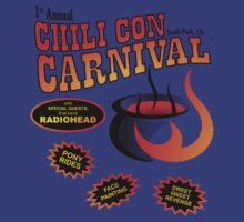 Chili Con Carnival - Light Shirt by HankTheTurtle