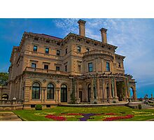 USA. Rhode Island. Newport. The Breakers mansion. Photographic Print