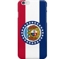 Smartphone Case - State Flag of Missouri - Vertical iPhone Case/Skin