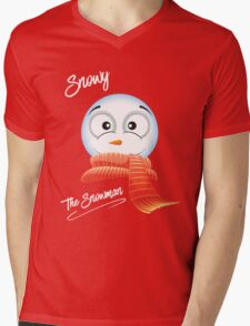 Snowy The Snowman T-Shirt