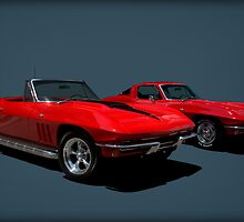The Corvette Collection by TeeMack