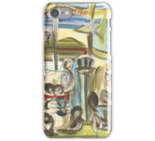 A case of Tea and Cake iPhone Case/Skin