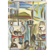 A case of Tea and Cake iPad Case/Skin