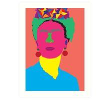Frida, Frida , Frida Art Print
