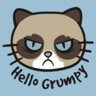 Hello Grumpy by RookieDesign