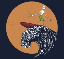 Surfing Before Christmas by RookieDesign