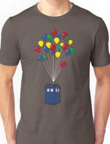 Who's Up Unisex T-Shirt