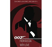 James Bond - From Russia With Love Photographic Print