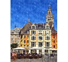 lille france Photographic Print