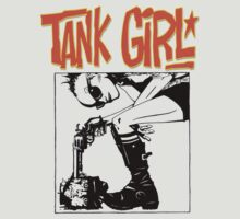 Tank girl by VG colours