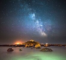 Milky Way at the Mount by kbrimson