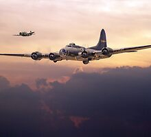 B17 - Last Home by Pat Speirs