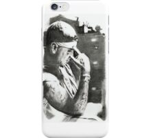 rap_06- drawing iPhone Case/Skin