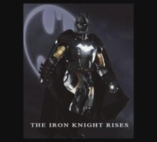Iron Knight Rises by box182