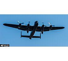BBMF Lancaster Photographic Print