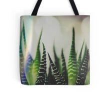 A Little Light Flare Never Hurt A Zebra Tote Bag