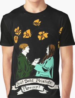 Best Dead Friends Forever Graphic T-Shirt