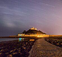 St Michaels Mount Night by kbrimson
