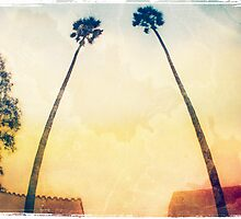 Twin Palms by Honey Malek