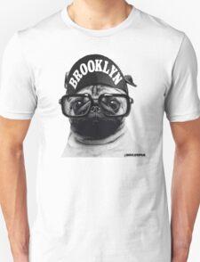 SPIKE PUG. Unisex T-Shirt