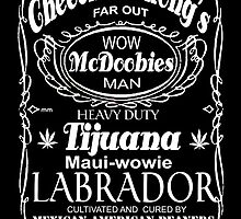 Cheech and Chongs finest Maui-Wowie Labrador by mouseman
