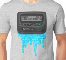 Hotline Bling Blue Unisex T-Shirt
