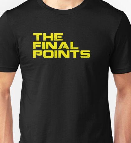 The Final Points (Logo)  Unisex T-Shirt