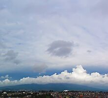 ©HCS Clouds Over The Hill by OmarHernandez