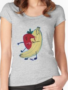 Fruit Zombies Women's Fitted Scoop T-Shirt