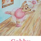 Gabby Ballet Bear by Monica Batiste