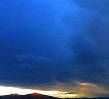 ©HCS Stratocumulos Panus In Blue by OmarHernandez
