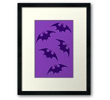 Morrigan Darkstalkers Tights Print Framed Print