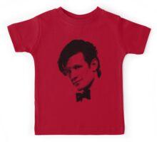 11th Doctor Retro Style Kids Tee
