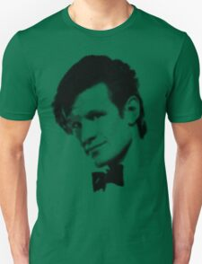 11th Doctor Retro Style T-Shirt