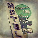 Bayshore Motel by Honey Malek