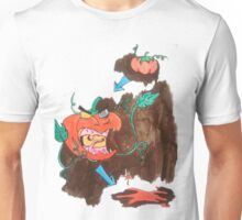 Killer Tomato Evolution Unisex T-Shirt