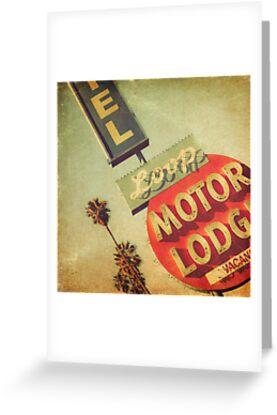 Loop Motel by Honey Malek