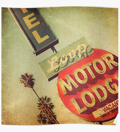 Loop Motel Poster