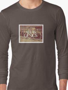 Atlas Genius Long Sleeve T-Shirt